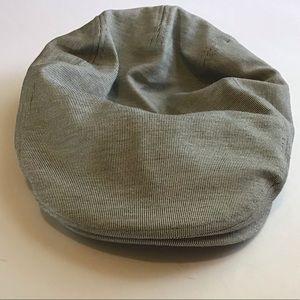 Levi's Flat Cap Newsboy Hat Stripes Sz S/M